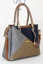 Дамска многоцветна чанта  9153884
