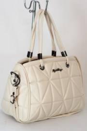Дамска чанта в екрю 9153888