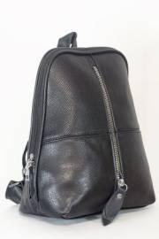 Дамска раница в черен цвят 9153892