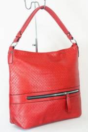 Дамска чанта в червен цвят 9153897