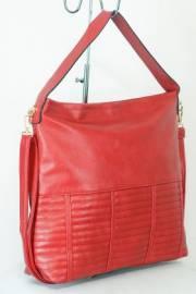 Дамска чанта в червен цвят 9153898