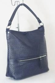 Дамска чанта в син цвят 9153900