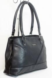 Дамска чанта в черен цвят 9153904