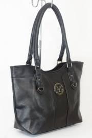 Дамска чанта в черен цвят 9153910