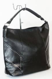 Дамска чанта в черен цвят 9153918