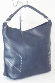 Дамска чанта в тъмно син цвят 9153919