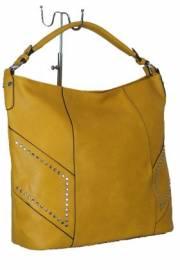 Дамска чанта в цвят горчица 9153932