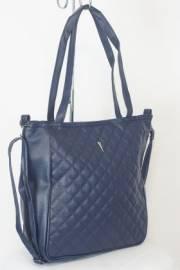 Дамска чанта в тъмно син цвят 9153935