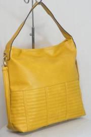 Дамска чанта цвят горчица 9153943