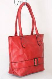 Дамска чанта в червен цвят 9153967