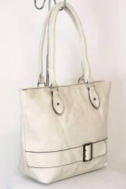 Дамска чанта в екрю 9153969