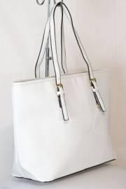 Дамсмка чанта в бял цвят 9153972