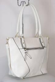 Дамска чанта в бял цвят 9153975