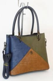Дамска многоцветна чанта 9153982