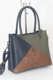 Дамска многоцветна чанта 9153983