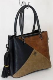 Дамска многоцветна чанта 9153985