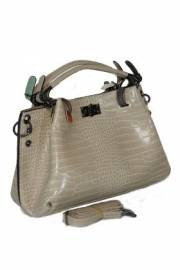 Дамска чанта в бежаво 9154001