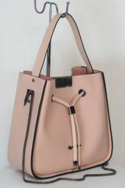 Дамска чанта в розово 9154004