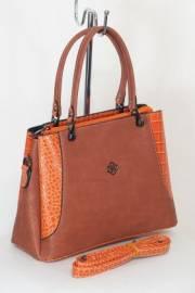 Дамска двуцветна чанта 9154008