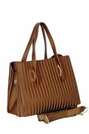 Дамска чанта в кафяво 9154015