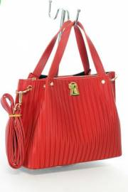 Дамска чанта в червено 9154032