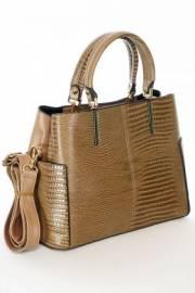 Дамска чанта в кафяво 9154035