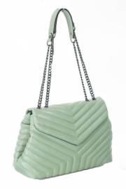 Дамска чанта цвят мента 9154041