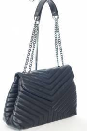 Дамска чанта в черен цвят 9154048