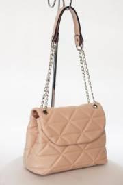 Дамска чанта в бледо розово 9154049