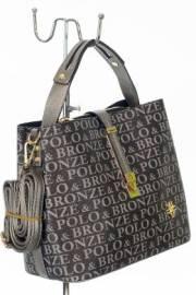 Дамска чанта в черен цвят 9154070