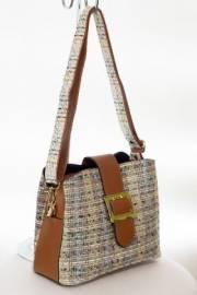 Дамска многоцветна чанта 9154072