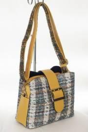 Дамска многоцветна чанта 9154074