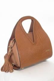 Дамска чанта в кафяво 9154077