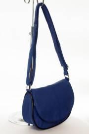 Дамска чанта е син цвят 9154081