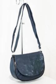 Дамска чанта в тъмно син цвят 9154144