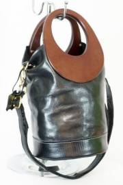 Дамска чанта в черен цвят 9154148