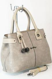 Дамска чанта в бежово 9154150