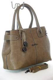 Дамска чанта в кафяво 9154151