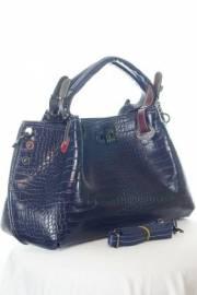 Дамска чанта в тъмно син цвят 9154166