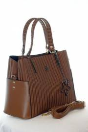 Дамска чанта в кафяво 9154184