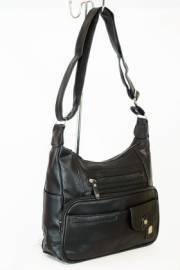 Дамска чанта в черно 9154225