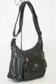 Дамсак чанта в черно 9154229
