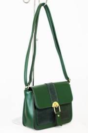 Дамска чанта в зелено 9154244