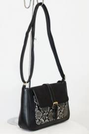 Дамска чанта в черно  9154255