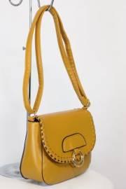 Дамска чанта в светло кафяво 9154257